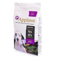 Корм сухой Applaws беззерновой для щенков крупных пород с курицей и овощами