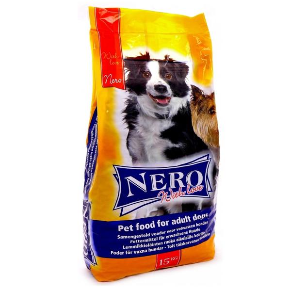 Корм сухой Nero gold super premium для собак с мясным коктейлем 18кг