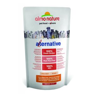 Корм сухой Almo nature Alternative для собак карликовых и мелких пород с цыпленком и рисом 750гр