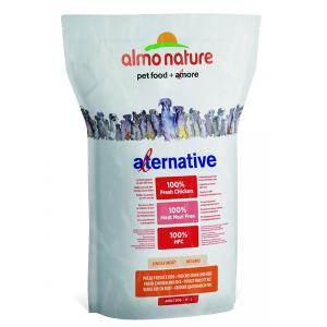 Корм сухой Almo nature Alternative для собак средних и крупных пород с цыпленком и рисом 9.5кг