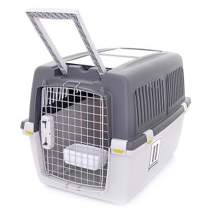 Переноска д/авиаперевозок Stefanplast Gulliver 7 IATA до 50кг 102х72х76см без колес для кошек и собак