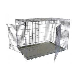 Клетка Papillon металлическая с 2 дверками 87х58х67см для кошек и собак