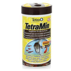 Корм Tetra TetraMin Flocken хлопья 12гр для всех видов рыб