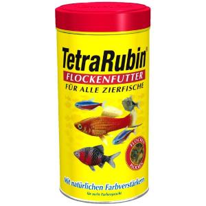 Корм Tetra Rubin Flocken хлопья 250мл для рыб для усиления насыщенности окраса