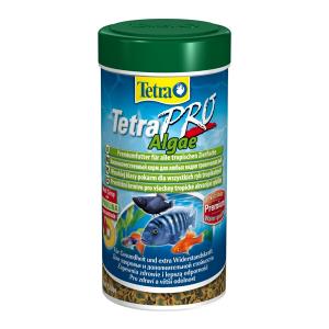 Растительный корм Tetra Pro Algae чипсы 250мл для декоративных рыб