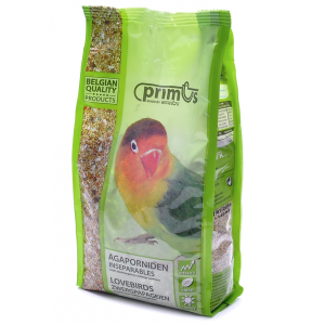 Корм Benelux Mixture for lovebirds Primus Примус Премиум для попугаев неразлучников 1кг