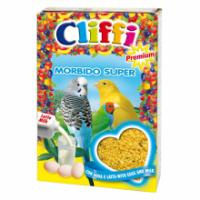 Корм Cliffi Morbido Super Яичный с молоком 5кг для всех зерноядных птиц