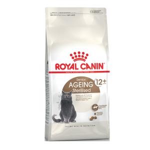 Корм сухой Royal Canin Sterilised для кошек старше 12 лет с птицей 0.4кг