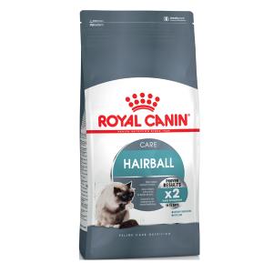 Корм сухой Royal Canin Hairball Care для кошек с птицей 0.4кг