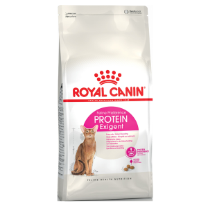 Корм сухой  Royal Canin Exigent Protein Preference для кошек с птицей 0.4кг